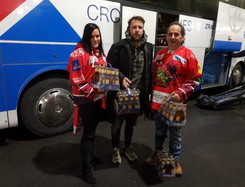 Unterstützung für Zagreb